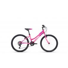 CTM MONY-matná ružová / fialová
