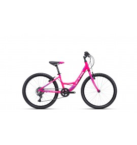 CTM MISSY-matná ružová / fialová