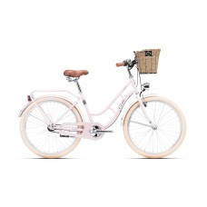 "CTM FIORE (26"")-perleťová bledo ružová"