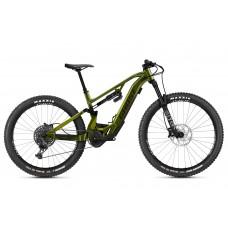 GHOST E-Bike ASX Universal 160 B625 - Olive / Stone