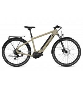 GHOST E-Bike E-Square Trekking Essential Y500 - Dust / Sand Grey