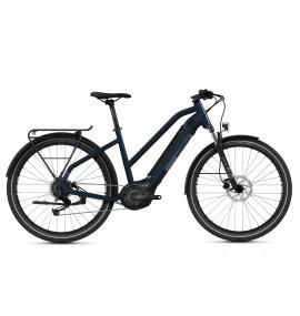 GHOST E-Bike E-Square Trekking Universal B500 Ladies - Night Blue / Blue
