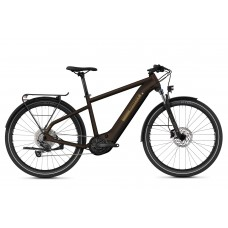GHOST E-Bike E-Square Trekking Advanced Y630 - Chocolate / Gold