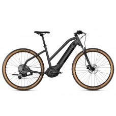 GHOST E-Bike E-Square Cross Essential B500 Ladies - Dark Silver / Midnight Black