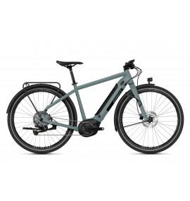 GHOST E-Bike E-Square Travel B500 - Shark Blue / Midnight Black
