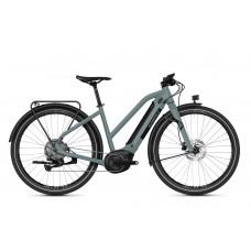 GHOST E-Bike E-Square Travel B500 Ladies - Shark Blue / Midnight Black