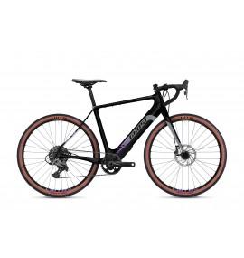 GHOST E-Bike E-Road Rage Endless 27.5 LC F250 - Midnight Black / Cool Grey / Purple