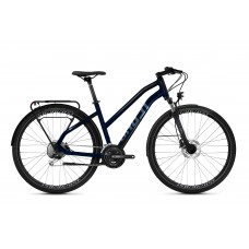 GHOST Square Trekking Essential Ladies - Nigth Blue / Black / Blue