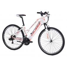Crussis  Dámsky krosový elektrobicykel e-Cross lady 1.6-S (2021)